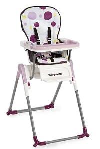 chaise de bébé babymoov