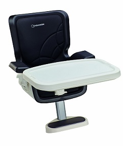 chaise keyo noire