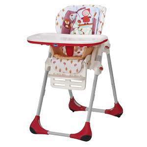 la chaise haute polly 2 en 1 de chicco