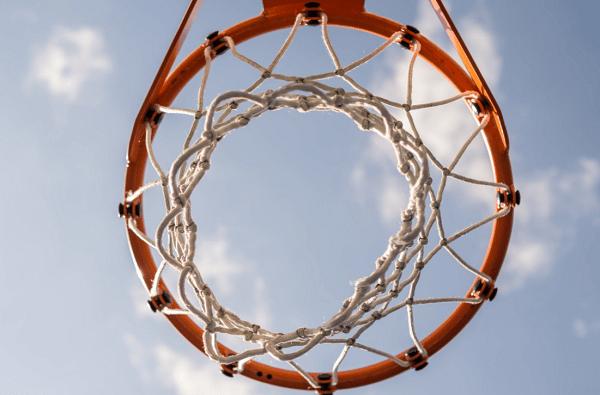 panier de basket exterieur
