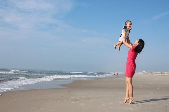 une future maman