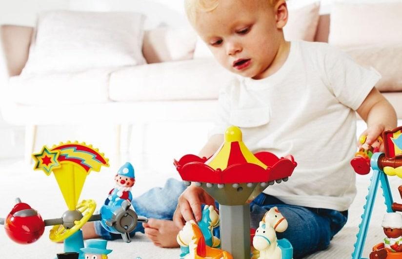des jouets pour bébé