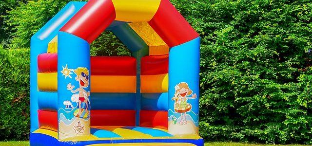 chateau gonflable pour enfant