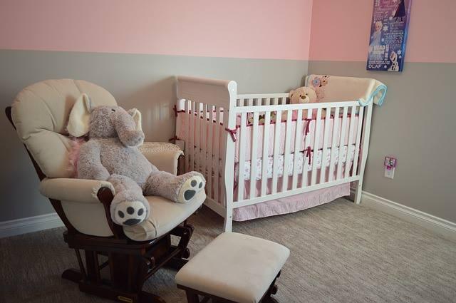 chambre de bébé enfant