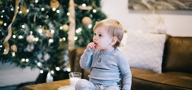 enfant qui mange