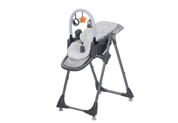 Safety 1st Kiwi 3 en 1 Chaise Haute pour bébé évolutive