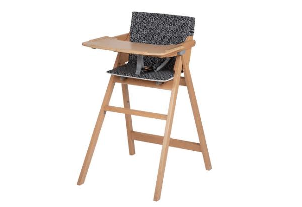Safety 1st Nordik Chaise Haute Bébé Pliable