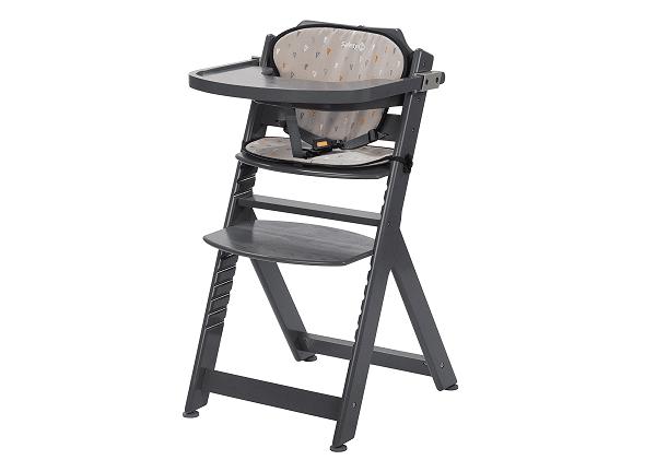 Safety 1st Chaise Haute pour bébé en Bois