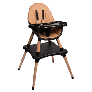 Chaise haute évolutive EVA 2 en 1