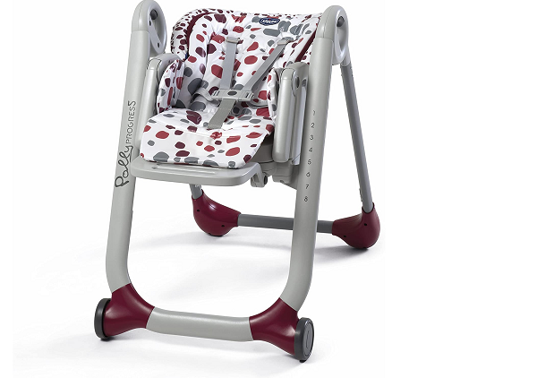Chaise chicco Polly Progres5
