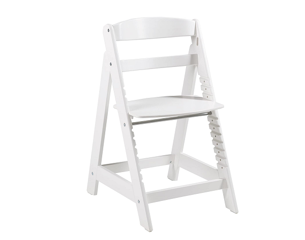 Chaise haute Roba Sit Up Click blanche